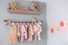 Bébé fille poupée reborn rose bonbon repéré rosette bandeau