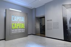 """Capital of Capital"" exhibition at Museum of City of New York. Another awesome job done  by creatives of Pure+Applied. All images courtesy o..."