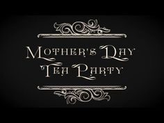 Colebrookdale Railroad Mother's Day Tea 2016 Promo
