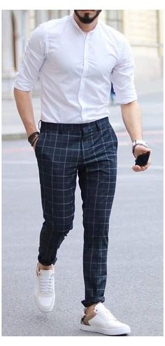 Trendy Mens Fashion, Stylish Mens Outfits, Mens Fashion Suits, Fashion Menswear, Mens Suits Style, Trendy Mens Suits, Cool Outfits For Men, Casual Outfits, Best Casual Wear For Men