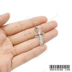 Mặt Thánh Giá - Trang 2 trên 4 - Thánh Giá Vàng - Bạc - Đá Quý - AMENGEMS - AGS Jewelry, Fashion, Moda, Jewlery, Jewerly, Fashion Styles, Schmuck, Jewels, Jewelery