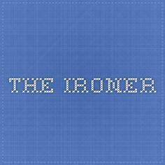 the ironer