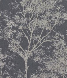 Charnwood Charcoal Fabric Swatch 2