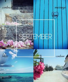 september Seasons Months, Days And Months, Months In A Year, Four Seasons, 12 Months, September Baby, Timeline Cover Photos, Pot Pourri, Happy Everything