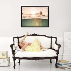 Whether you're looking to complete a room with some beach wall art or you want to go for a full-on beach theme in your home, you'll be glad to know th...   Pause - Ocean Photography Print #WallDecor #CoastalWallDecor #CoastallWalls #BeachDecor Canvas Frame, Canvas Art, Wall Art Prints, Fine Art Prints, Teen Art, Autumn Forest, Unique Wall Art, Modern Artwork, Art Store