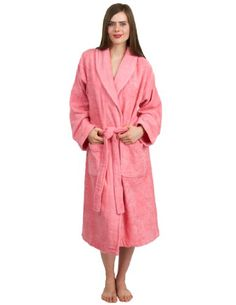 05668ac47a 31 Best Terry Cloth Bathrobes For Women images