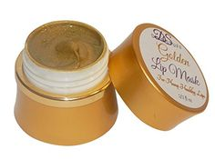 Golden Plumping Lip Mask With Vita-Marine Avocado, Argan oil, Caffeine and More! *** Details can be found by clicking on the image. (This is an affiliate link) Lip Mask, It Goes On, Argan Oil, Lip Makeup, Caffeine, Body Care, The Balm, Avocado