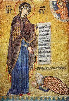 Madonna dell'Ammiraglio - Palermo