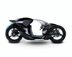 Suzuki GSX-R Hiroshima 1500cc, futuristic motorcycle
