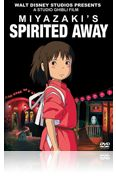 Spirited Away - Shows the growth of a young girl from a bratty youth to a more mature young lady.