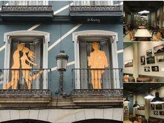 Hostal Persal en Madrid por  @Mac3427Milagros  ¡Nos encanta Milagros. Gracias!