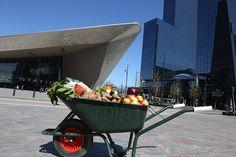 Na een geslaagde crowdfunding wordt Uit Je Eigen Stad CS realiteit! Binnenkort geniet je op Rotterdam Centraal van vers en lokaal eten bij Uit Je Eigen Stad.