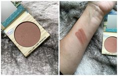 Top Five Face Products: The Balm Desert