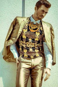 The Fashion Forecast of 2014: 7 Trends for a Menswear Palette http://wp.me/pYeKK-1Hs