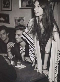 Music-Loving 70s Fashion - The H Magazine Spring 2011 Editorial is Hippie Haute (GALLERY)