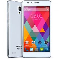 5.0 inch LANDVO L500S Android 4.4 3G Smartphone with MTK6592 1.4GHz Octa Core 1GB RAM 8GB ROM IPS Screen GPS