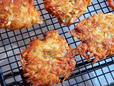 Comfy Cuisine: Golden Potato Latkes