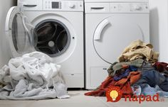 The sour smell that sometimes comes from laundry is often caused by mildew. Mildew forms on laundry when clothes are left in a warm, damp area such as the bottom of a laundry basket or in the washing machine. Mildew can damage fabric and the laundry may n Doing Laundry, Laundry Hacks, Laundry Service, Laundry Hamper, Laundry Detergent, Vinegar Laundry, Laundry Rooms, Home Hacks, Dry Cleaning
