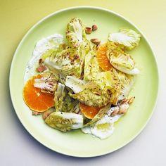 Radicchio and Citrus Salad with Burrata