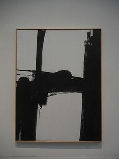 Blanton Museum of Art, The University of Texas at Austin Franz Kline Franz Kline, Action Painting, Willem De Kooning, Abstract Expressionism, Abstract Art, Blanton Museum, Hallway Art, Contemporary Paintings, Painting Inspiration