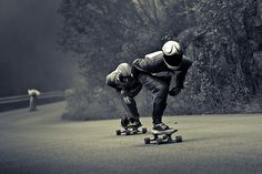 Longboarders. By Svein Nordrum (Source: flickr)