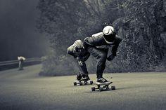 Zen Roxy - Longboarders IV   Flickr #longboard #downhill
