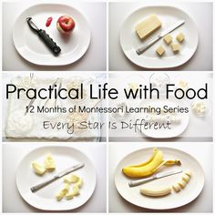 Every Star Is Different: Practical Life with Food