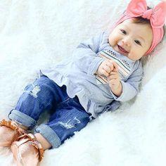 17eba53d8 57 mejores imágenes de Outfits para bebes en 2016 | Moda infantil ...