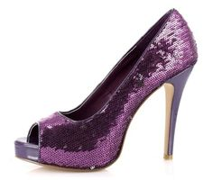 I'd last about 10 minutes in these shoes--but I LOVE!