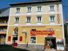 Hazai tájakon: Eger / Egri Road Beatles Múzeum