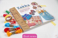 Book review Zakka handmades by Amy Morinaka Jip by Jan