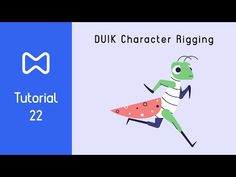 (418) After Effects DUIK Character Rigging - YouTube