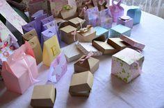 boxes - scatoline per bomboniere