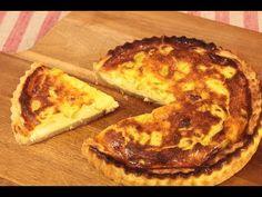 Las leyes de la quiche | El Comidista - YouTube Savoury Baking, Empanadas, Hawaiian Pizza, Lasagna, Cooking Tips, French Toast, Meat, Quiches, Relleno