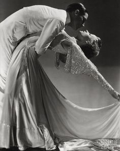Photography by Horst P. Horst  (I know Horst P. Horst...well, not personally, but I know *of* him.)