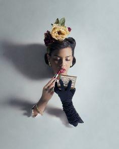 Channeling John Rawlings by Bianca Venerayan, Jewelry Photography, Creative Photography, Portrait Photography, Turbans, Fashion Week, Fashion Trends, Fashion Outfits, Fashion Edgy, Fashion 2018