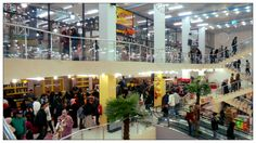 Misrata's first and only shopping mall