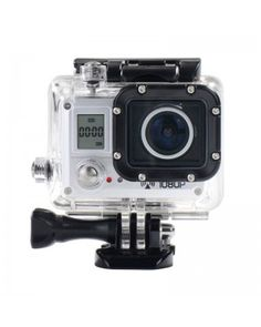AMKOV AMK5000S 1080P/30FPS WiFi Sports Action Camera Silver