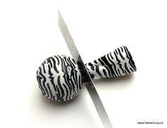 Hoe to make Zebra Pattern