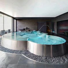 Pool Konzept
