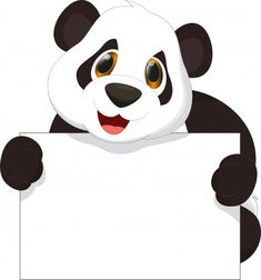 Discover thousands of Premium vectors available in AI and EPS formats Cute Panda Cartoon, Cartoon Monkey, Boarder Designs, Page Borders Design, Kids Background, Cartoon Background, Panda Lindo, Niedlicher Panda, Funny Pigs