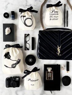 Travel Bags - Bag-all Bag Organization, Organizing Bags, Inside My Bag, Ysl Purse, Louis Vuitton Crossbody, Gossip Girl Fashion, What In My Bag, Popular Bags, Louis Vuitton Twist