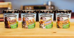 Introducing Ben & Jerry's Non-Dairy!