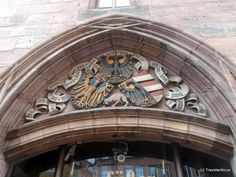 And now some history: At the left side the great emblem (Große Wappen) and on the right side the minor emblem (Kleine Wappen) of Nuremberg. The left one is generally used by administrative bodies whereas the minor one is used … Continue reading → Saxony Anhalt, Rhineland Palatinate, Nuremberg Germany, Lower Saxony, Germany And Italy, North Rhine Westphalia, Coat Of Arms, Bavaria, Big Ben
