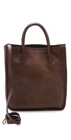 Perfect tote bag. This will fit anything and everything. Love the colour too.    Madewell Heritage Tote