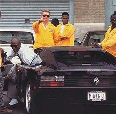 When people ask me my 10 year plan. | Ferrari Testarossa. Owner: Michael Jordan.