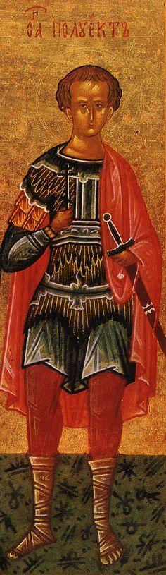 Martyr Polyeuctus of Melitene, in Armenia - Orthodox Church in America