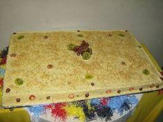 Faça passo a passo a receita de Torta de pão da Paty que não tem como errar porque é bem simples e fácil! Tenho certeza que vai ser sucesso! Torta de pão d