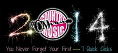 There were so many 1sts that occurred in country music in 2014. Country Music #CMchat has just a few of the many landmarking moments over the last 365 days.