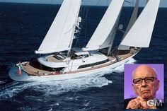 メディア王が超豪華ヨットRosehearty (ローズハーティー)の買い手を探し中